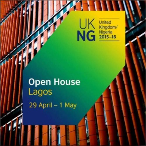OPEN HOUSE LAGOS 2016 – City of Excellence