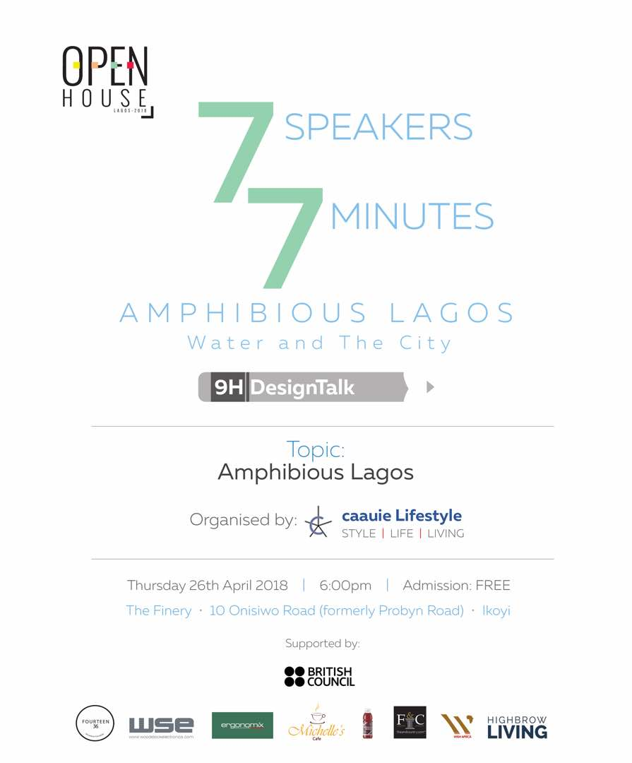 Open House Lagos 2018 Activity Line-Up