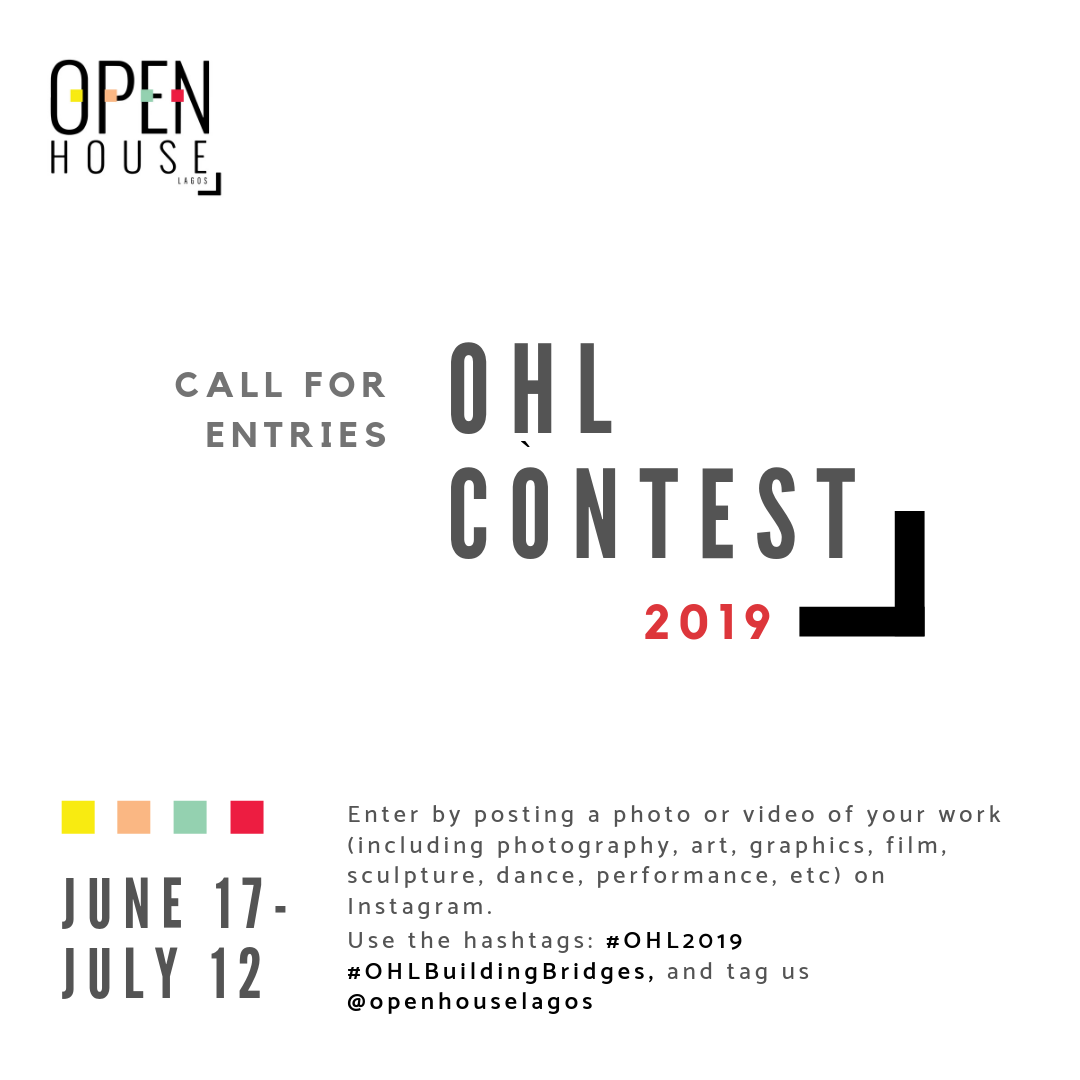 OHL19 Contest | Call for Entries