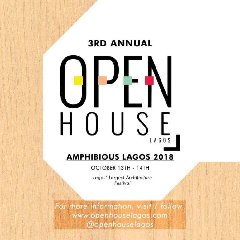 """Open House Lagos 2018 – """"AMPHIBIOUS LAGOS""""."""