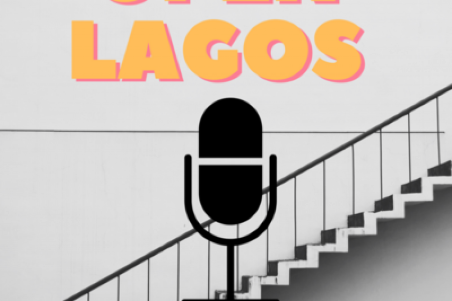 Introducing the Open Lagos Podcast!